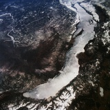 Lake Baikal from Space