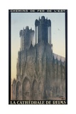 La Cathedrale De Reims Poster
