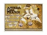 Antigua Casa Franch Poster