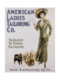 American Ladies Tailoring Co Poster