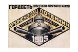Battleship Potemkin 1905 Poster