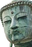 Detail of Great Buddha of Kamakura