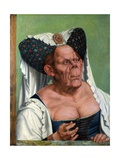 A Grotesque Old Woman