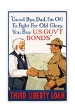 Third Liberty Loan Poster