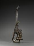 Bamana Chi Wara Ritual Figure