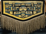 Tlingit Chilkat Dancing Blanket