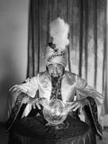 1950s Soothsayer Swami Fortuneteller