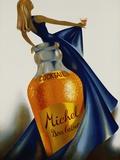 Cocktail Michel Doux Baiser Advertising Poster