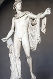 Roman Copy of Apollo Belvedere