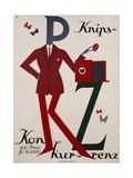 Knips-Kon-Kur-Renz Poster