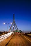 Interstate Highway  Boston  Massachusetts
