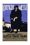 Leipziger Messe Trade Fair Poster
