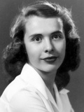 High School Portrait of Young Woman  Ca 1948