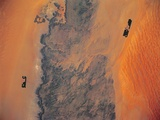Libyan Desert from Space
