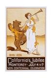 California's Jubilee Poster