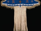 Late 19th Century Sioux Dress Decorated with Beadwork