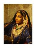 Portrait of Rani Jindan Singh