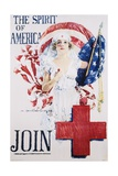 The Spirit of America Recruitment Poster Giclée par Howard Chandler Christy