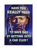 Have You Really Tried to Save Gas by Getting into a Car Club