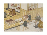 Kitsune No Yomeiri - the Fox's Wedding Series Print