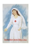 Third Red Cross Roll Call Poster