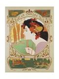 La Chasse Poster Giclée par Medaille