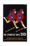 Ne Portez Que DD Poster