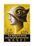 Schweizer Mustermesse Basel Poster