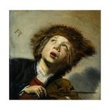 A Boy with a Violin