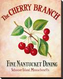 The Cherry Branch Tableau sur toile par Isiah And Benjamin Lane