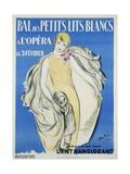 Bal Des Petits Lits Blancs Dance Ball Poster