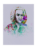 Bach Watercolor