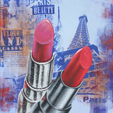 Lips in Paris
