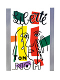 Liberte - J'ecris ton Nom  1953