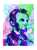 Lincoln Watercolor
