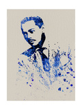 Billy Eckstine Watercolor