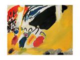 Impression No. 3 (Concert) 1911 Giclée par Wassily Kandinsky