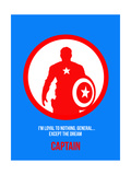 Captain Poster 2