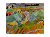 Landscape in Provence  1905