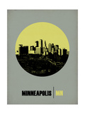 Minneapolis Circle Poster 2