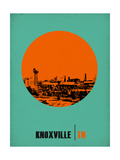 Knoxville Circle Poster 1