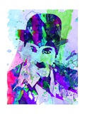 Chaplin Watercolor