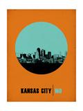 Kansas City Circle Poster 1