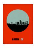 Austin Circle Poster 2