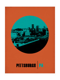 Pittsburgh Circle Poster 1
