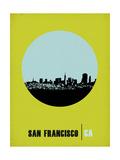 San Francisco Circle Poster 2