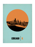 Chicago Circle Poster 1