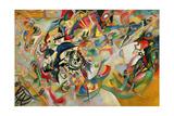 Composition No. 7, 1913 Giclée par Wassily Kandinsky