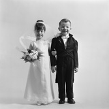Children Groom Bride Wedding