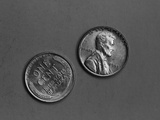 Abraham Lincoln Penny Heads and Tails